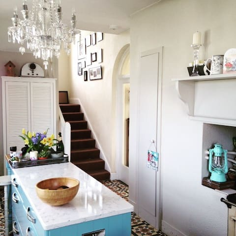 Country house with an Art Deco vibe - Athenry - Huis