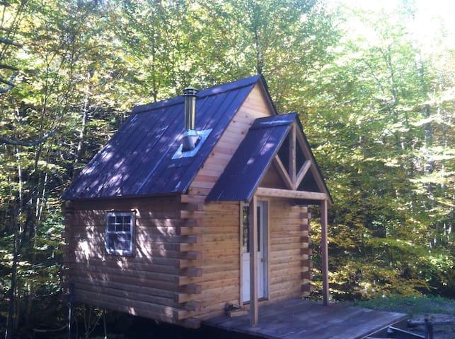 Cozy Little Log Cabin - Cambridge - Kabin