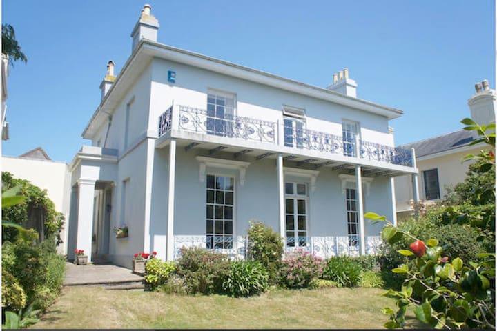 Charming Georgian villa - Plymouth - Villa