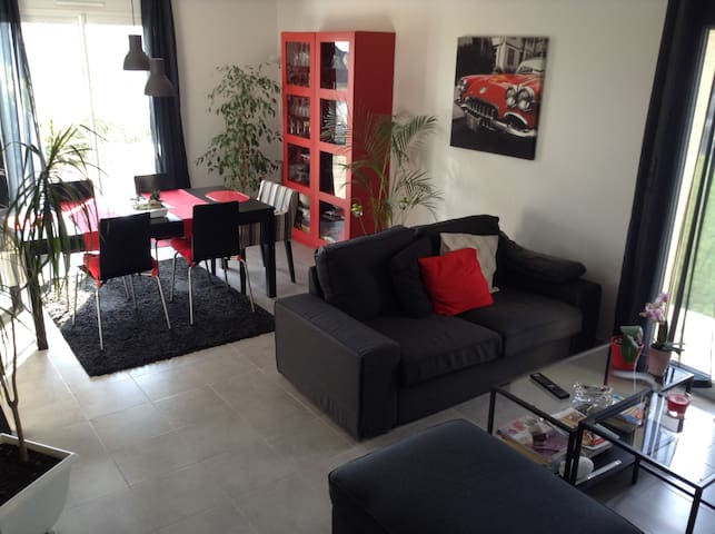 Maison récente indépendante - Saint-Quentin-sur-le-Homme - House