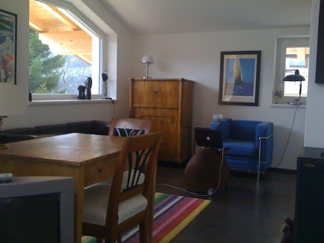 Mountainview - Oberau - Lägenhet