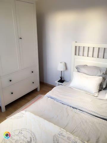 Privé kamer met badkamer - Willebroek - Hus