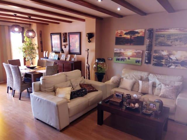 Acogedor y exótico hogar. - Rafelguaraf - Casa