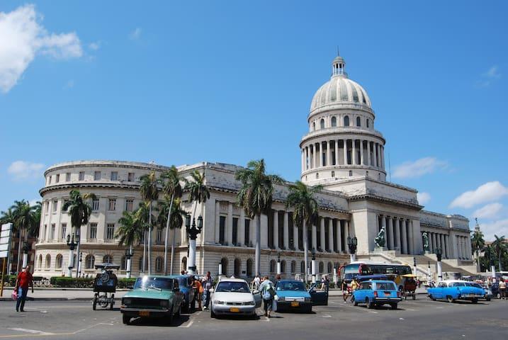 Concordia Habana 764, Full Apartment, Havana (New) - Centro Habana