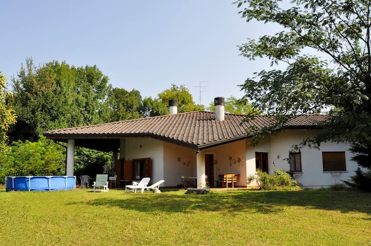 Charming Villa in the Countryside - Spilimbergo - 別墅