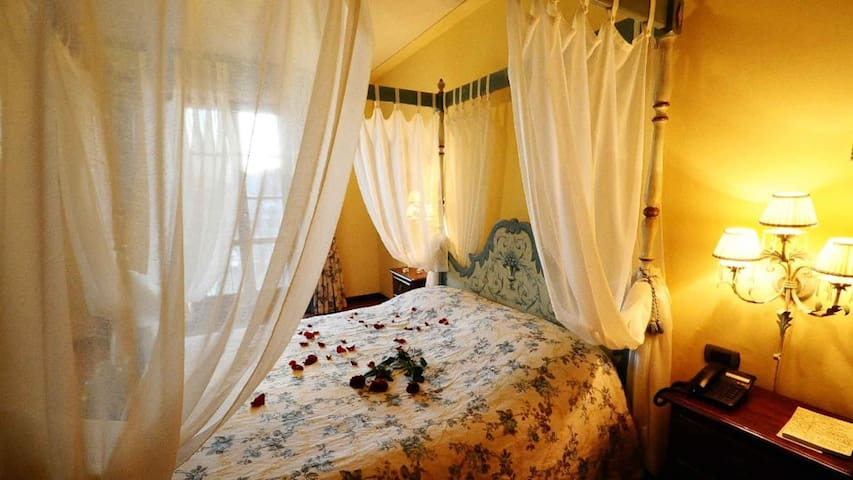 Wellness & SPA Suite in Toscana - Poppi - Appartement