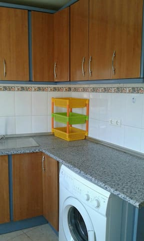 Acogedor piso en Pedrola - Pedrola - Departamento