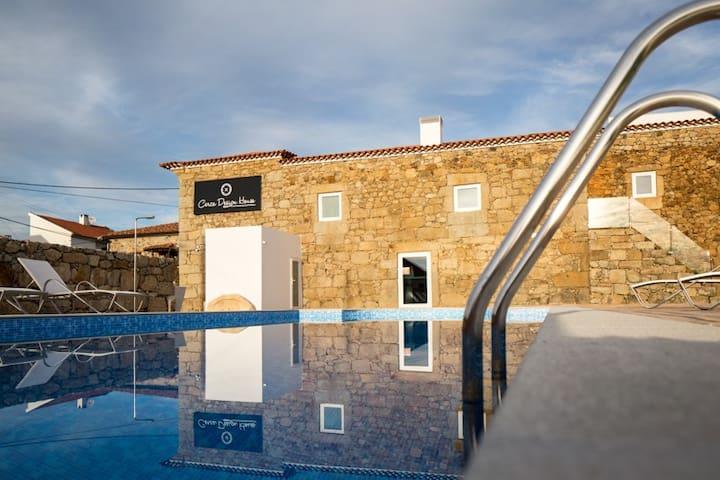 Cerca Design House - Superior Pedra - Castelo Branco - Villa
