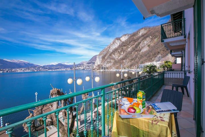 Principessa del Lago - Campione d'Italia - 公寓