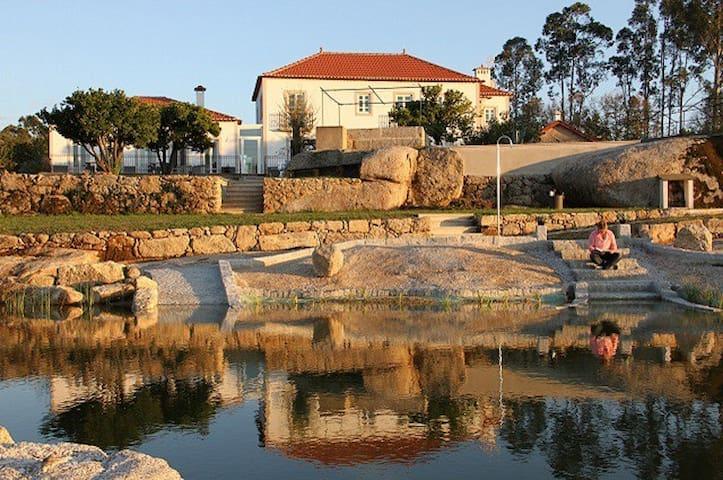 Rustiek B&B oase van rust en natuur - Coimbra - Pousada