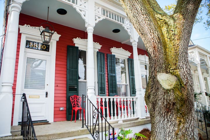 Uptown NOLA Experience - New Orleans - Hus