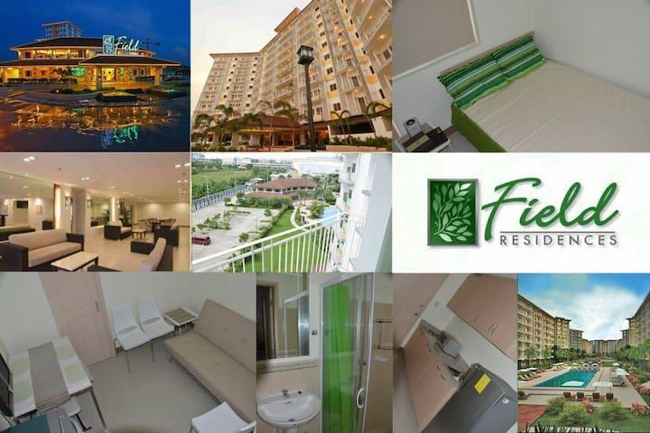 Field Residences Condominium, SM Sucat Paranaque - Parañaque - Kondominium
