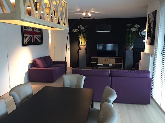 App 2 chambres neuf full équipé - Waterloo - Appartement