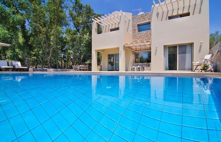 2-bedroom Villa Ariti with private pool of 50 sqm - Litsarda - Apartmen
