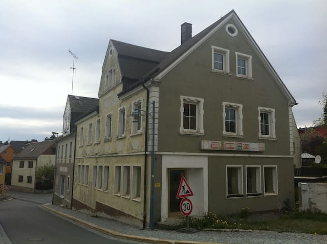 Rooms for backpackers & workmen (2nd room) - Schwarzenbach am Wald
