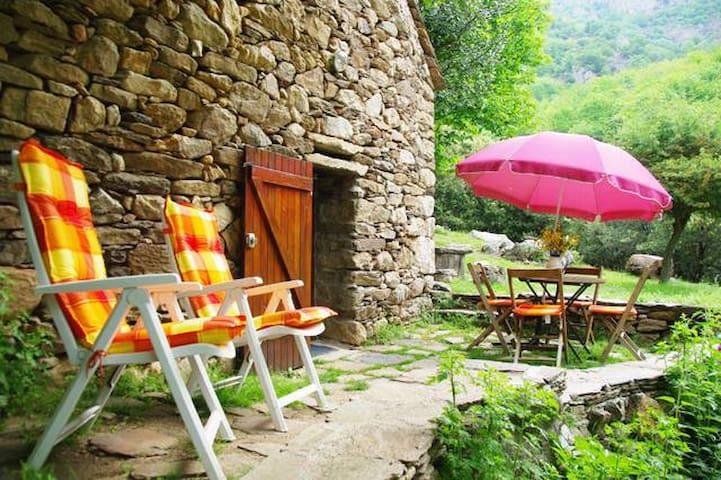 Gite en plein cœur des gorges d'Héric - Mons - 度假屋