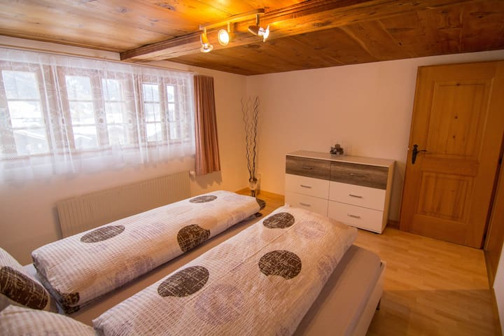 Holiday apartment in the heart of the swissalps - Reckingen VS - Departamento