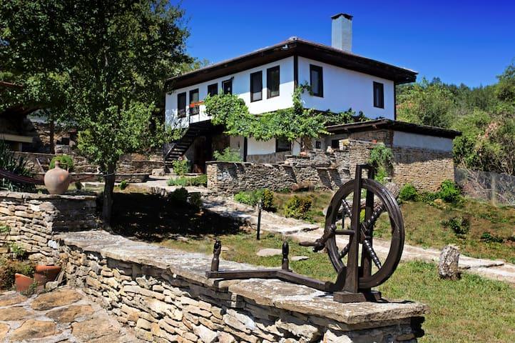Guest House Stone Paths - Kostenkovtsi - Gästehaus