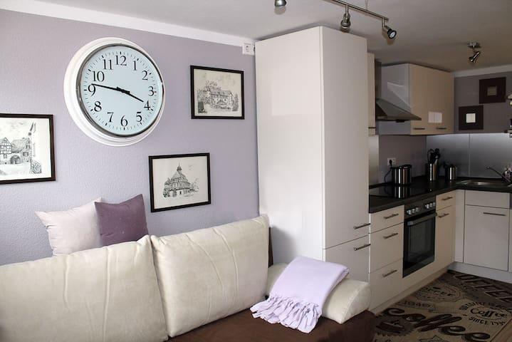Traumhaft wohnen auf Felsplateau - Karlsruhe - Lägenhet