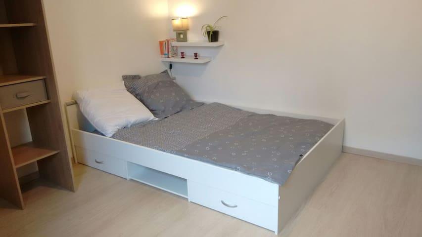 Chambre meublée et équipée de 13m2 - Valence - Departamento
