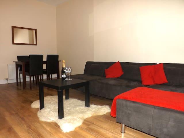 Holytown Road Apartment - Bellshill - Apartemen