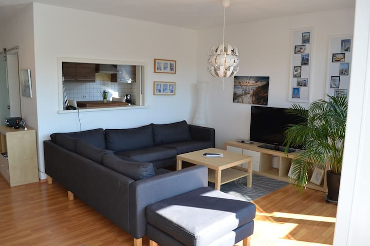nice spacious 2 room apartment - Friedrichshafen - Daire