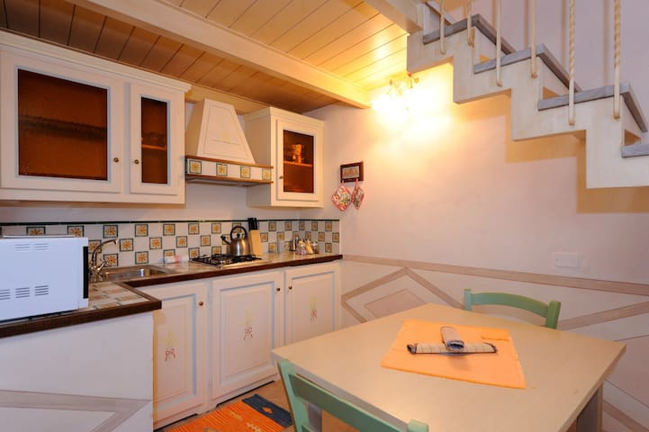 Casa de Edemondo - Scheggino - Lägenhet