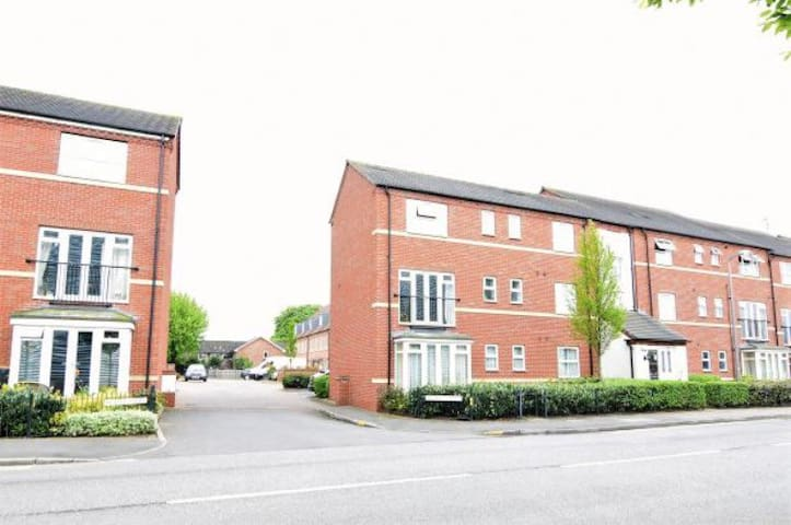 Ideal for families in heart of Stratford Upon Avon - Stratford-upon-Avon - Apartemen
