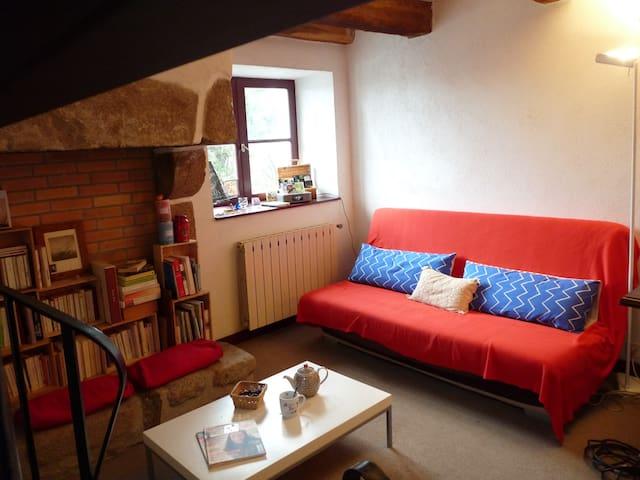 Petite maison au cœur des marais - Guérande - Casa