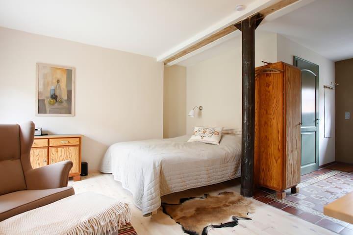 "Thomashof Apartment ""Sattelkammer"" - Zehdenick - Appartement"