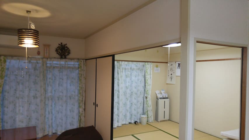【Home stay】 Nagoya Kamiotai/English OK/Free Wi-Fi - Nishi Ward, Nagoya