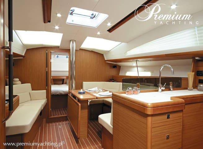 Comfortable boat in Jastarnia - Jastarnia - Båt
