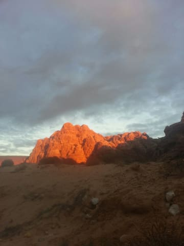 Amazing place in little petra - Wadi Musa - Haus