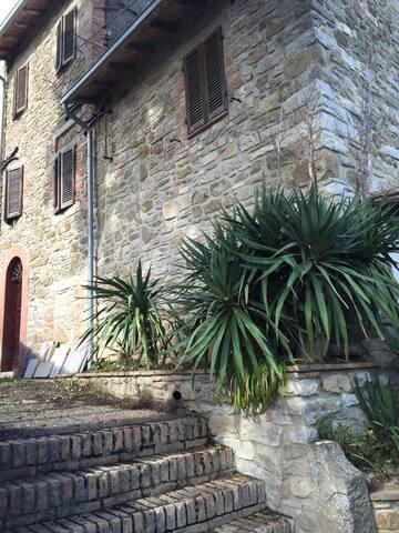 Ca' di Torquato al Lago Trasimeno - Trecine - Appartement
