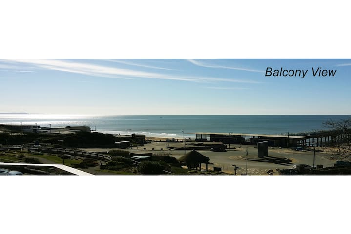 A Stunning Sea View Apartment - Bournemouth - Daire
