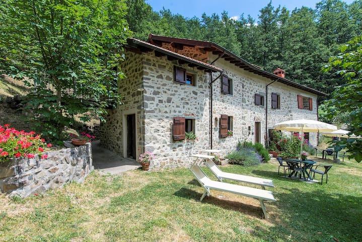 Villa il Gufo - San Marcello Pistoiese - Villa