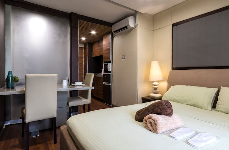 Boutique rooms in Condo Hotel (5) - Makati - Hotel butikowy