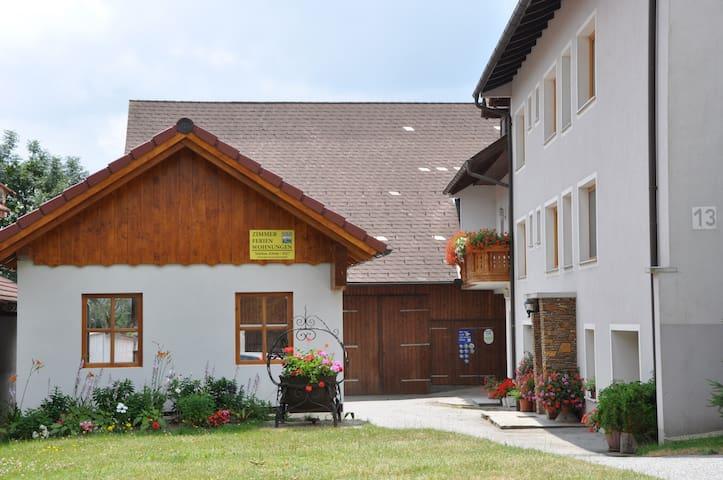Ferienwohnung  am Bauernhof - Bucklige Welt - - Maierhöfen - Domek gościnny