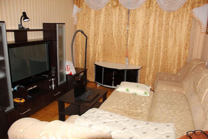 Квартиры Сутки Часы в Воткинске - Воткинск - Appartement