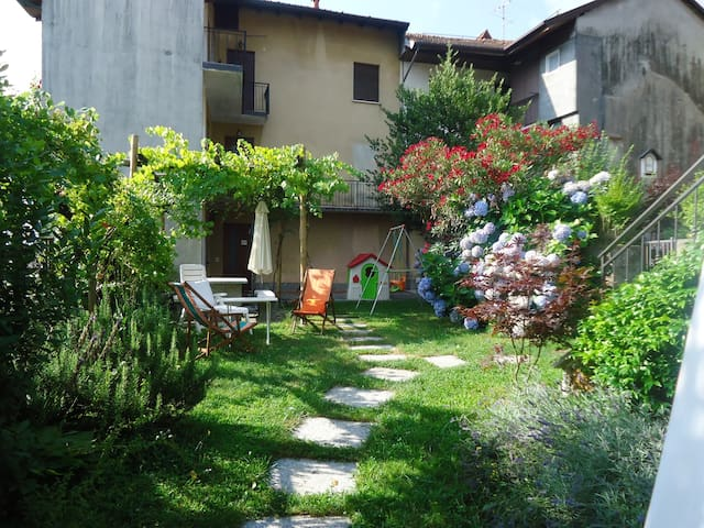 Appartamento a 6 km da Stresa - Brovello  - Appartement