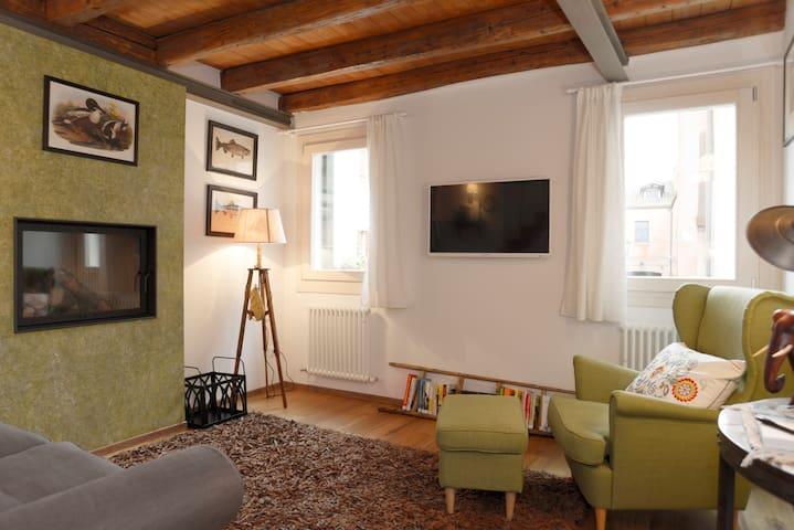 Elegant Holiday House in Chioggia - Chioggia - Ev