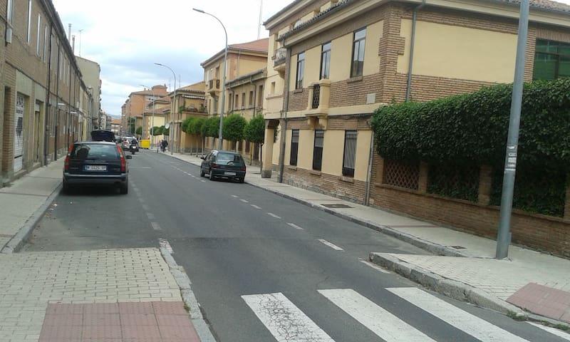 apartamento muy cerca de la muralla - Ávila - Leilighet