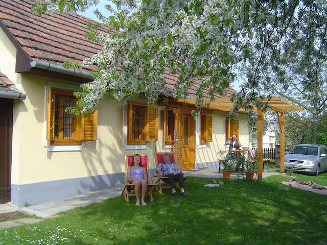 Haus Veri beim Nostalgie-Ferien-Bauernhof Czinki - Kisrécse