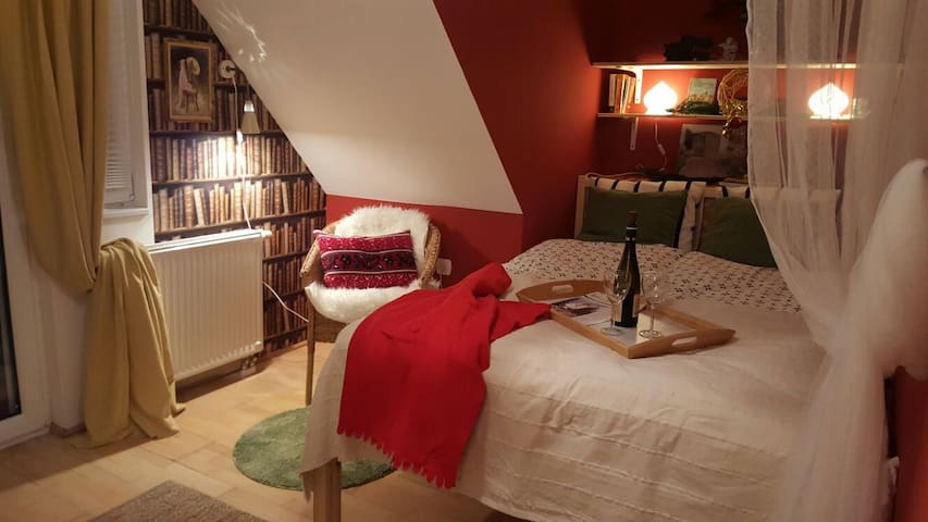 Burgundi apartmant - Zebegény - Casa
