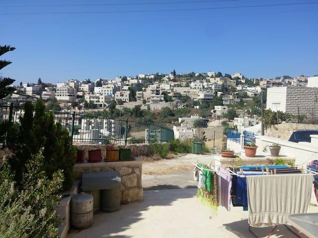 Passover near Jerusalem and close to Tel Aviv - Abu Ghosh - Apartamento