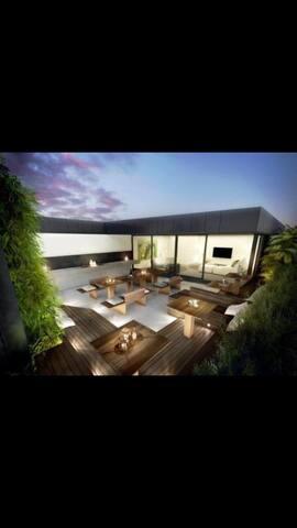 Twin room available in Sandringham - Sandringham - Appartement