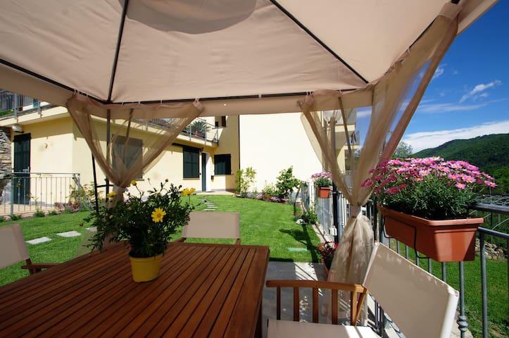 Ponterotto Holiday House - apt N° 3 - Ranzo - Apartamento