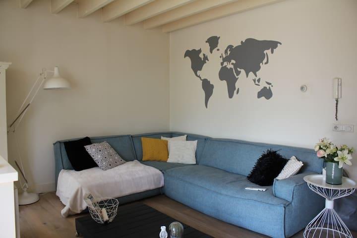 Hip appartement, top locatie! - Zwolle - Wohnung