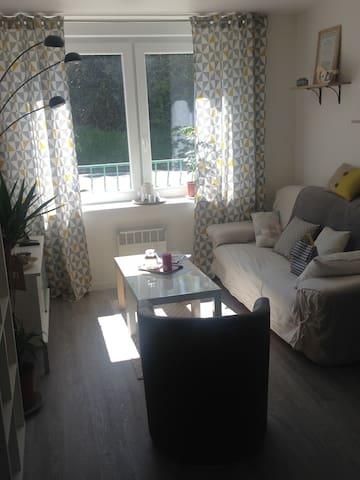 Appartement cosy au coeur de Carhaix - Carhaix-Plouguer - Leilighet
