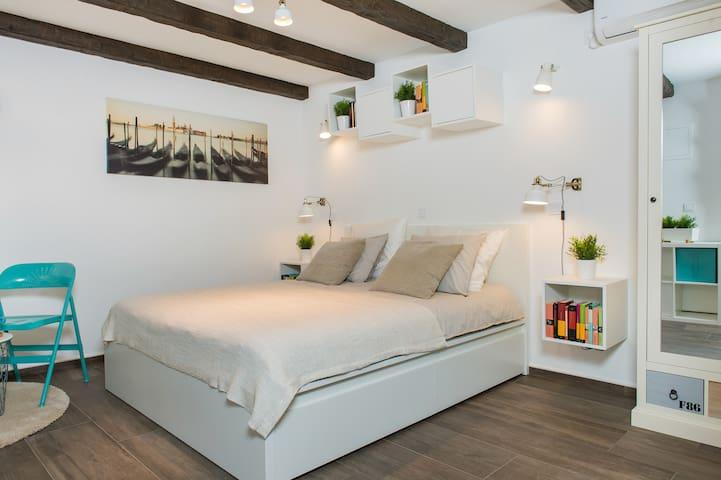 Stylish Studio Apartment Kantunal - Skradin - Leilighet
